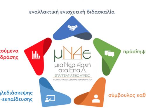 Ολοκλήρωση σχεδίου δράσης ΜΝΑΕ 2019-2020